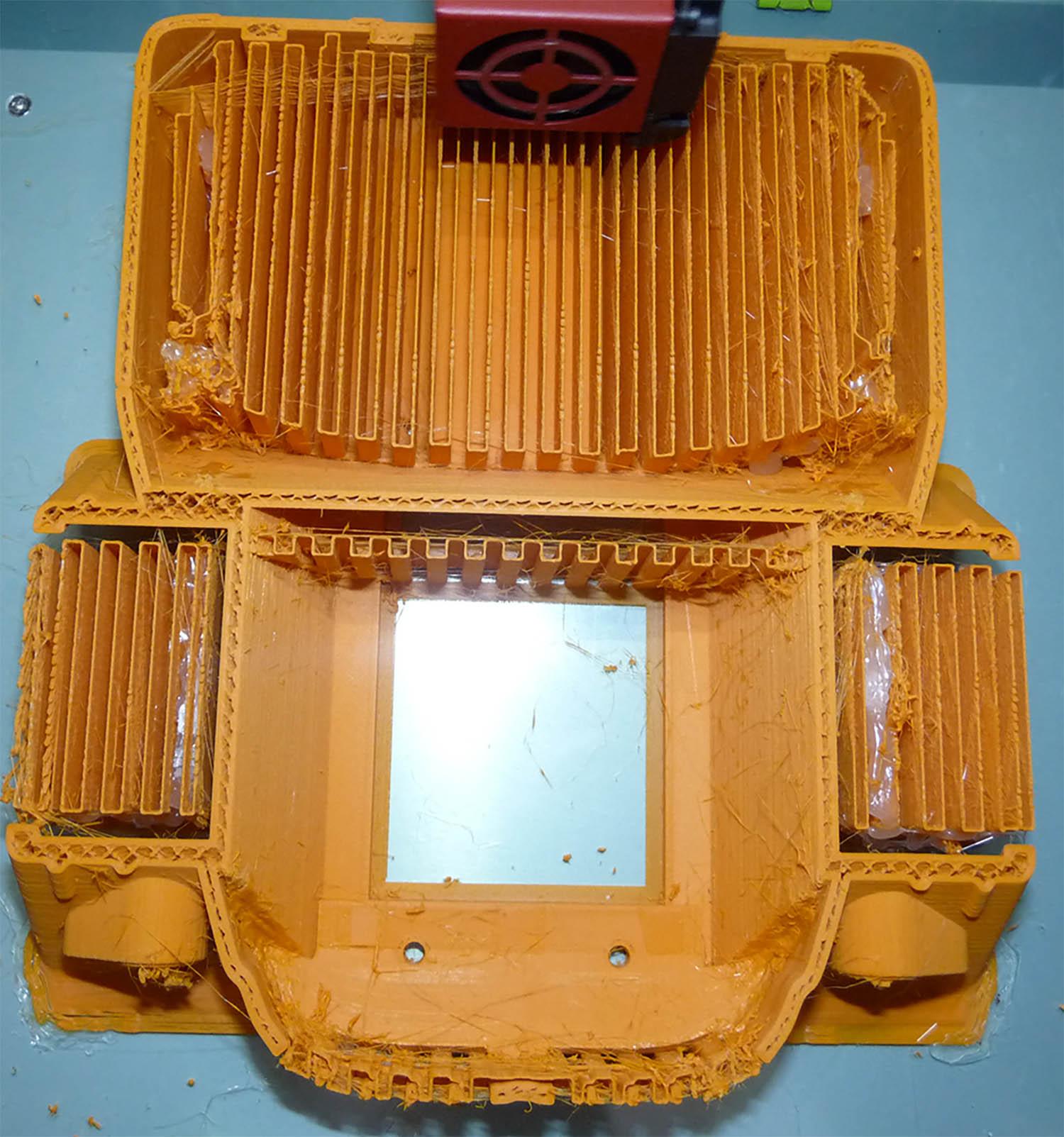 Camion Zil 131 6x6 impression 3D avec balancier totalement fait maison - Page 4 Camion22
