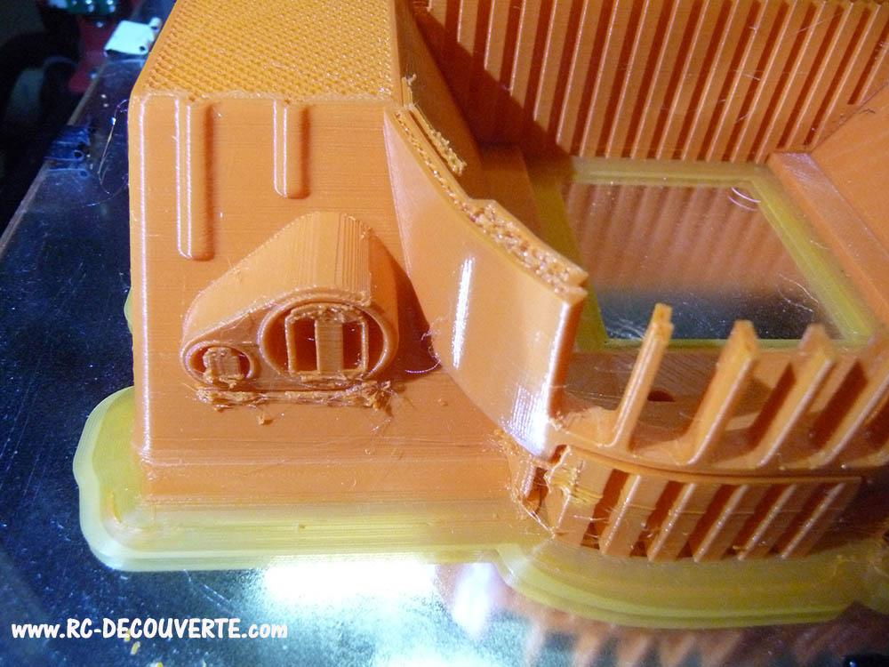 Camion Zil 131 6x6 impression 3D avec balancier totalement fait maison - Page 5 Camion40