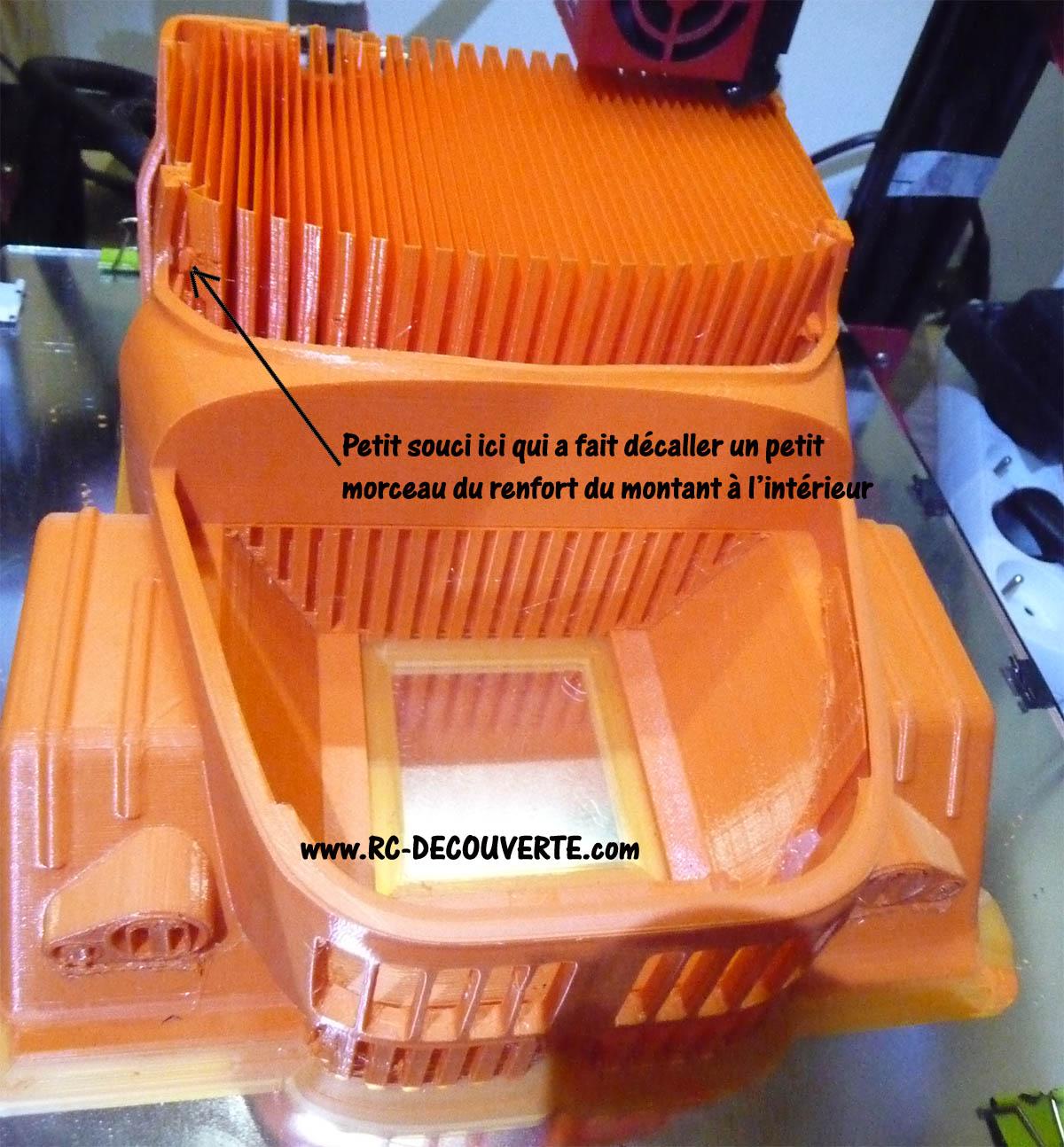 Camion Zil 131 6x6 impression 3D avec balancier totalement fait maison - Page 5 Camion45