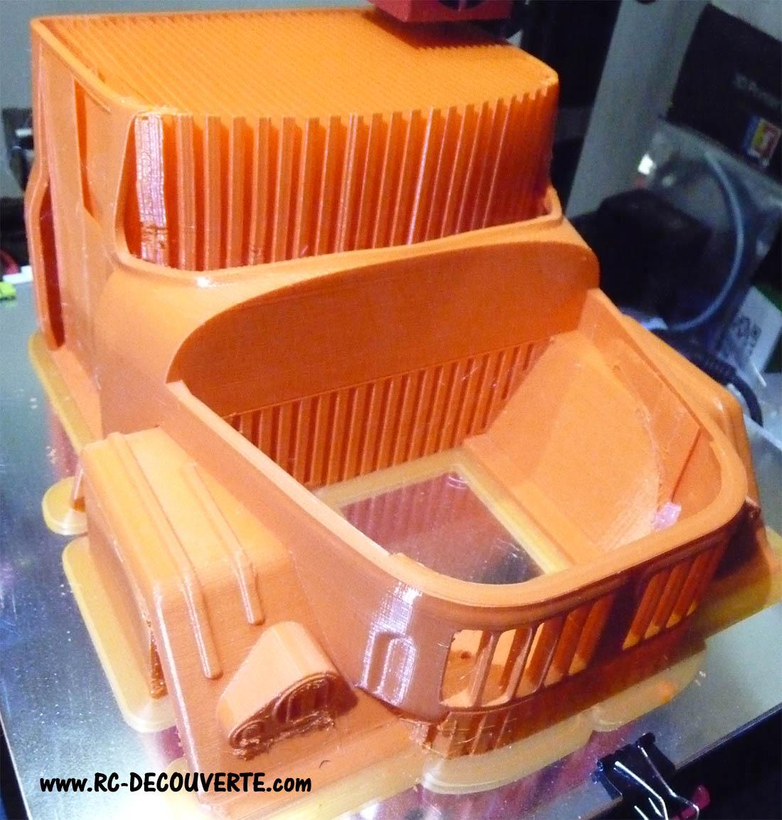 Camion Zil 131 6x6 impression 3D avec balancier totalement fait maison - Page 5 Camion47