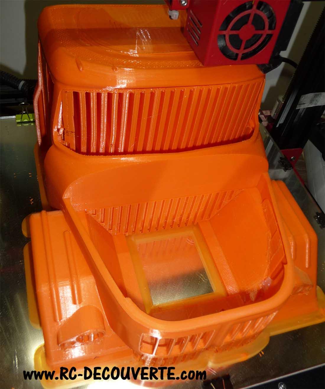 Camion Zil 131 6x6 impression 3D avec balancier totalement fait maison - Page 6 Camion48