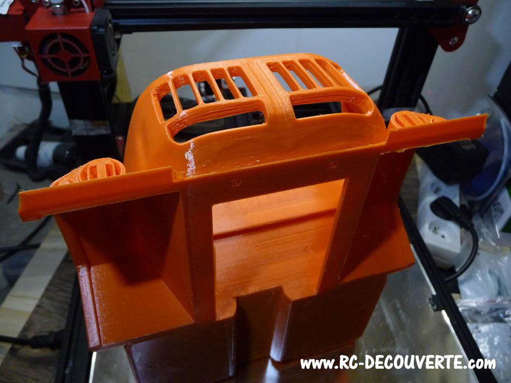 Camion Zil 131 6x6 impression 3D avec balancier totalement fait maison - Page 6 Camion49