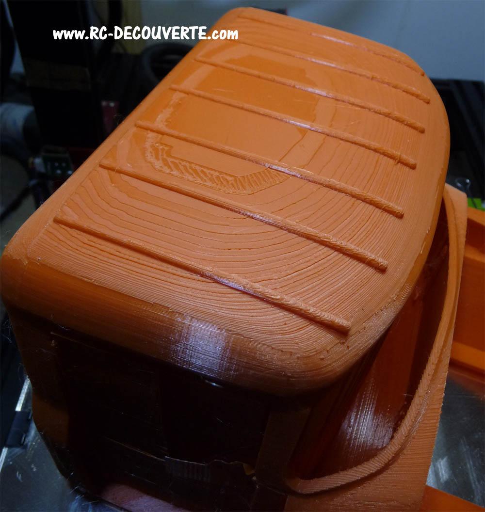 Camion Zil 131 6x6 impression 3D avec balancier totalement fait maison - Page 6 Camion51