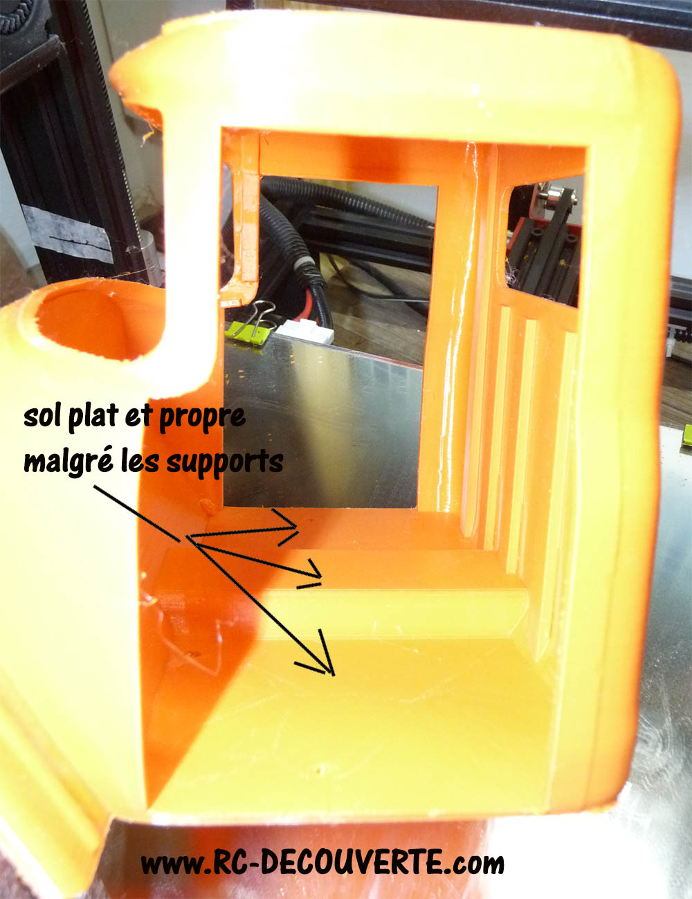 Camion Zil 131 6x6 impression 3D avec balancier totalement fait maison - Page 6 Camion52