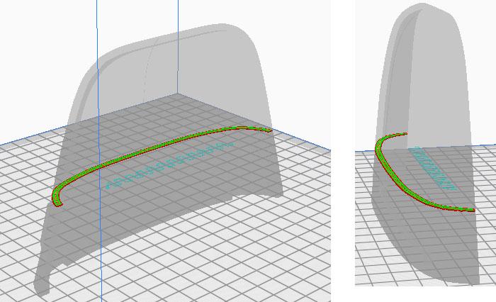 Camion Zil 131 6x6 impression 3D avec balancier totalement fait maison - Page 6 Camion56