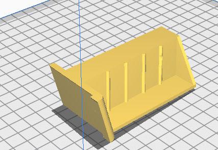Camion Zil 131 6x6 impression 3D avec balancier totalement fait maison - Page 6 Camion59