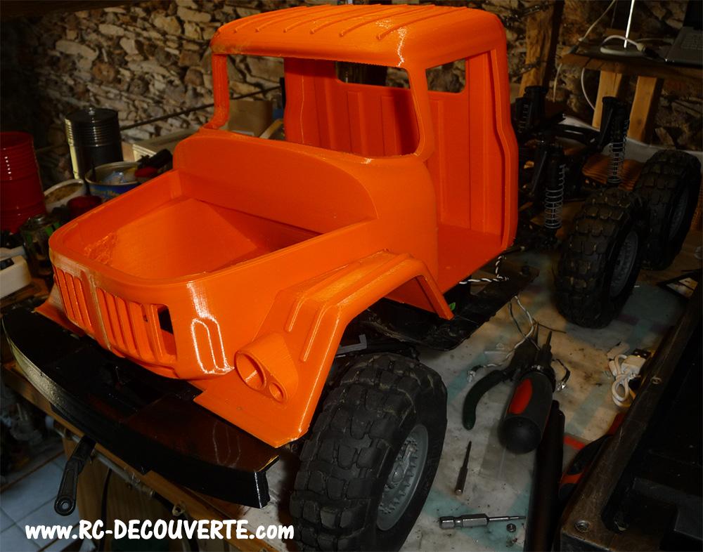 Camion Zil 131 6x6 impression 3D avec balancier totalement fait maison - Page 6 Camion65