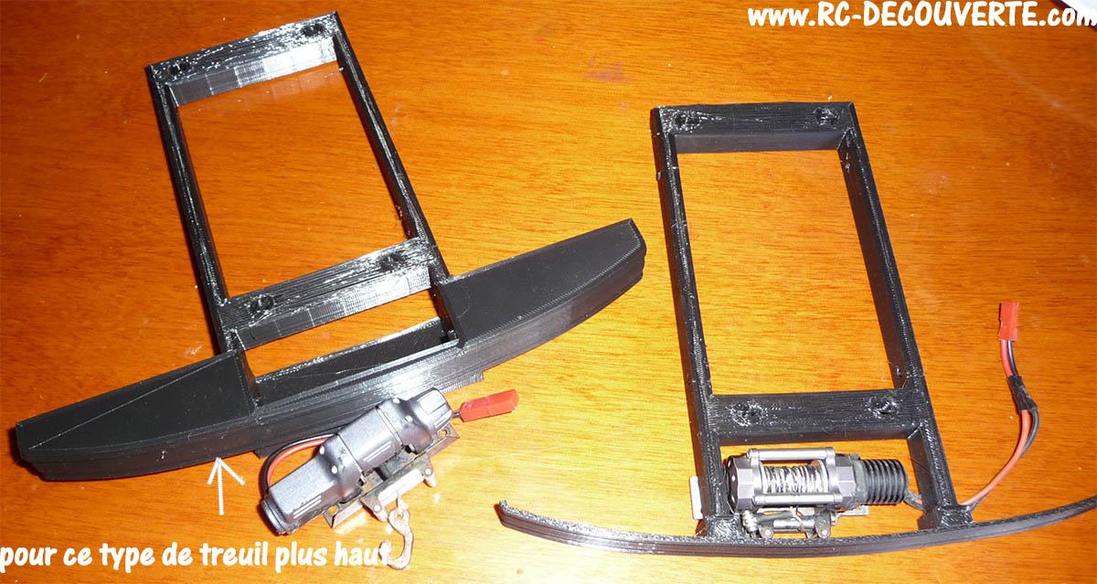 Camion Zil 131 6x6 impression 3D avec balancier totalement fait maison - Page 6 Camion67