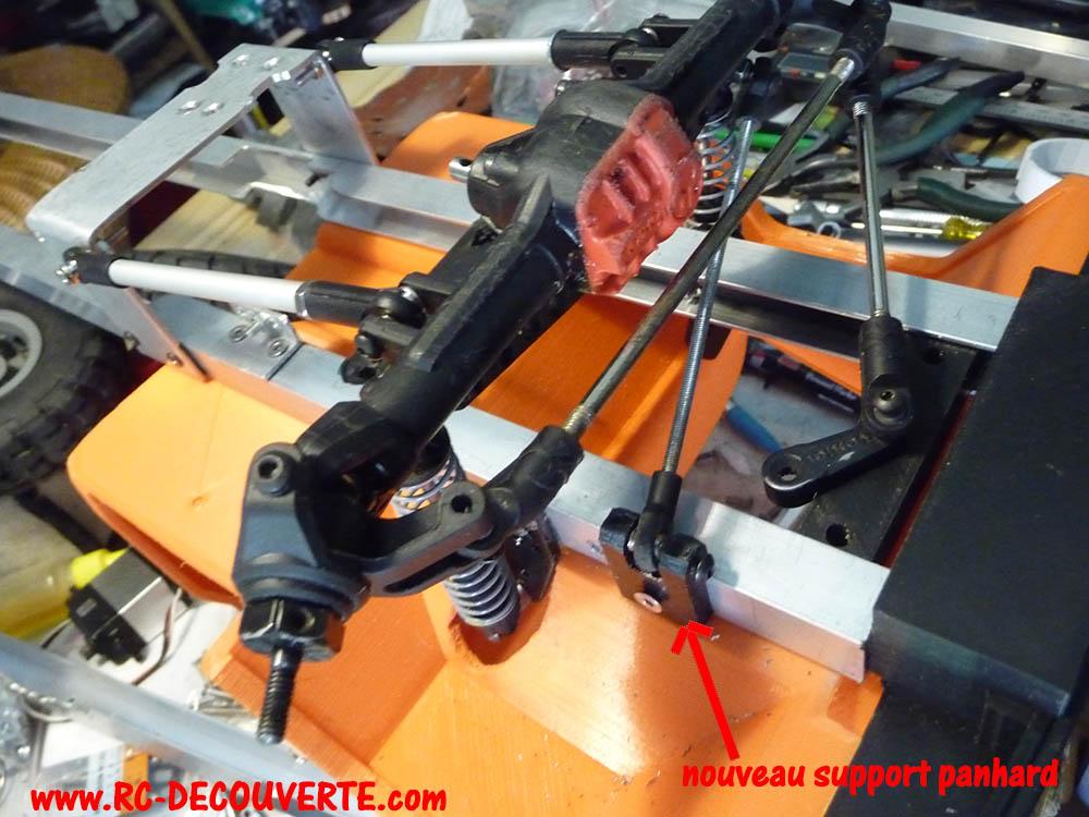 Camion Zil 131 6x6 impression 3D avec balancier totalement fait maison - Page 7 Camion75