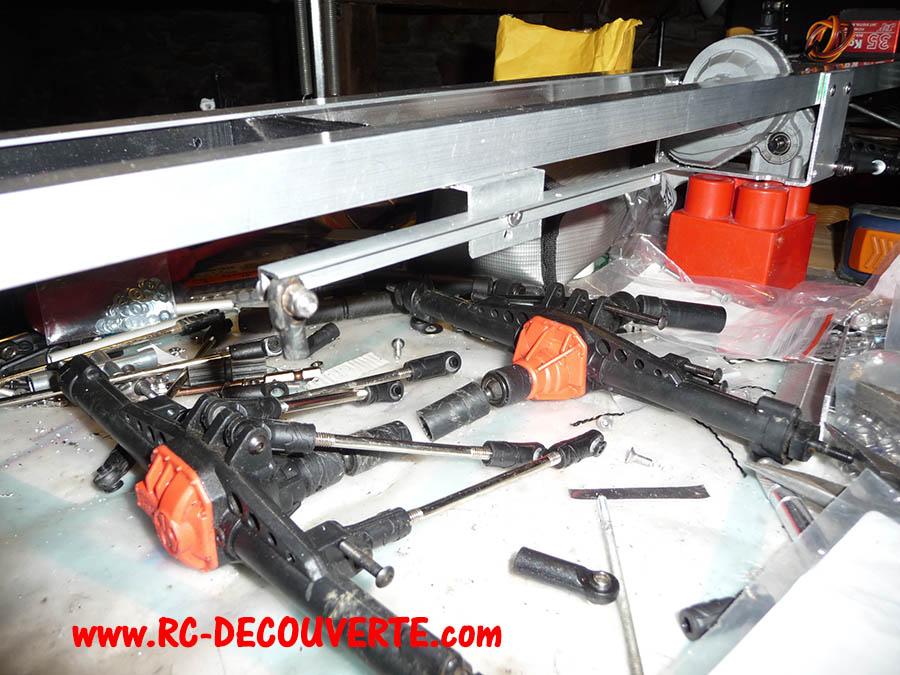 Camion Zil 131 6x6 impression 3D avec balancier totalement fait maison - Page 7 Camion81