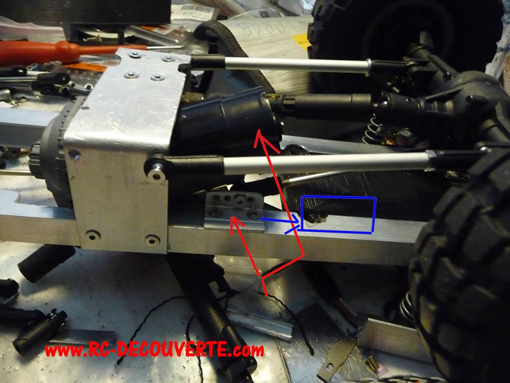 Camion Zil 131 6x6 impression 3D avec balancier totalement fait maison - Page 7 Camion83