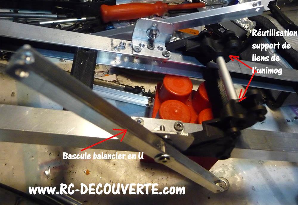 Camion Zil 131 6x6 impression 3D avec balancier totalement fait maison - Page 7 Camion86