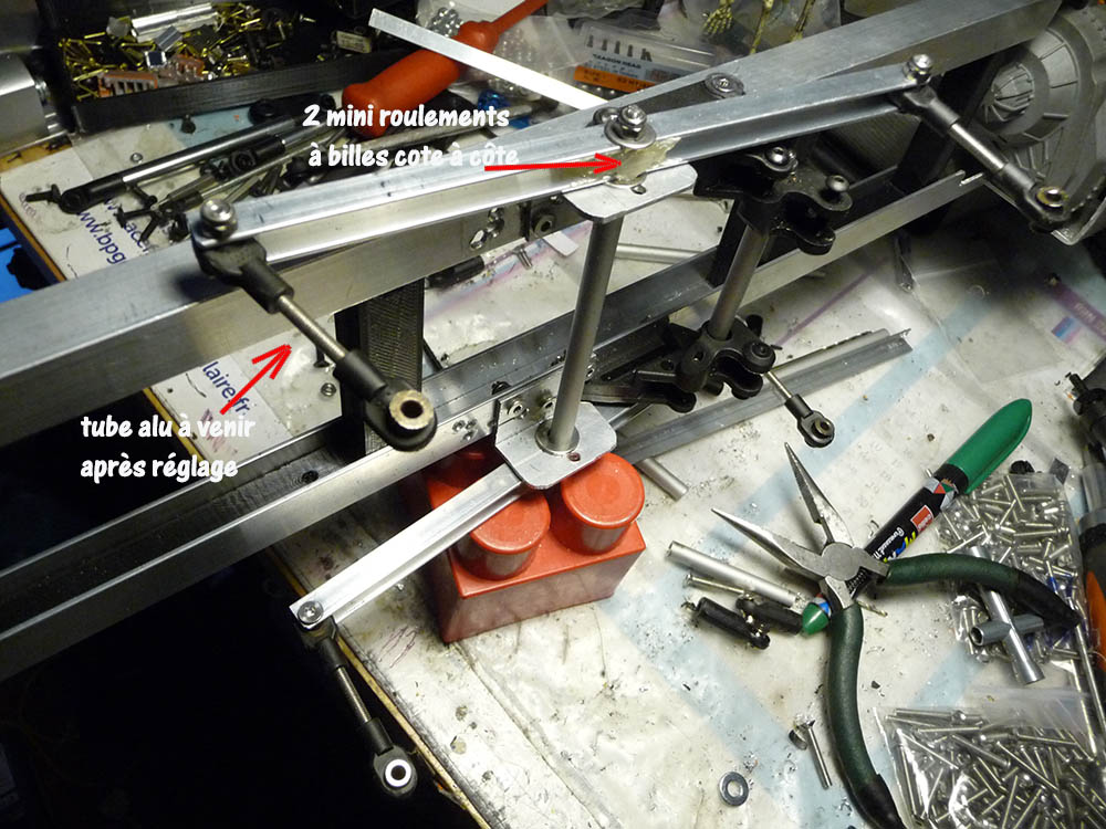 Camion Zil 131 6x6 impression 3D avec balancier totalement fait maison - Page 7 Camion87