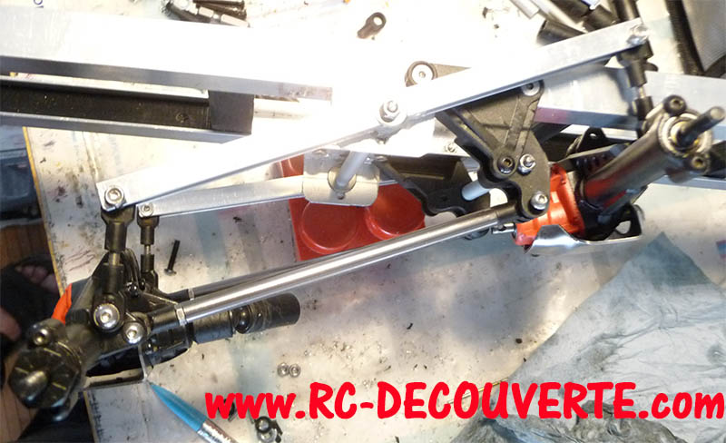 Camion Zil 131 6x6 impression 3D avec balancier totalement fait maison - Page 8 Camion89