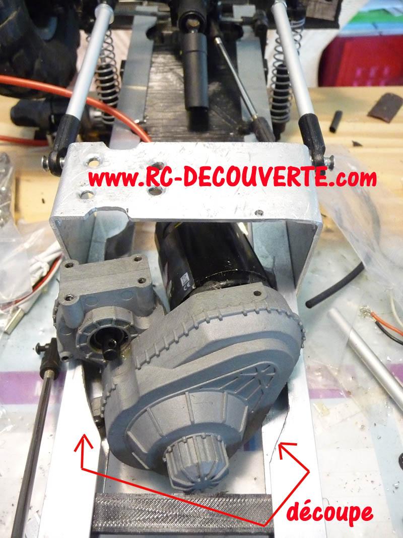 Camion Zil 131 6x6 impression 3D avec balancier totalement fait maison - Page 8 Camion90