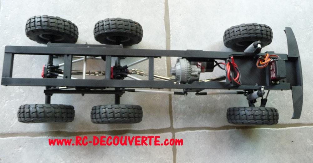 Camion Zil 131 6x6 impression 3D avec balancier totalement fait maison - Page 8 Camion96