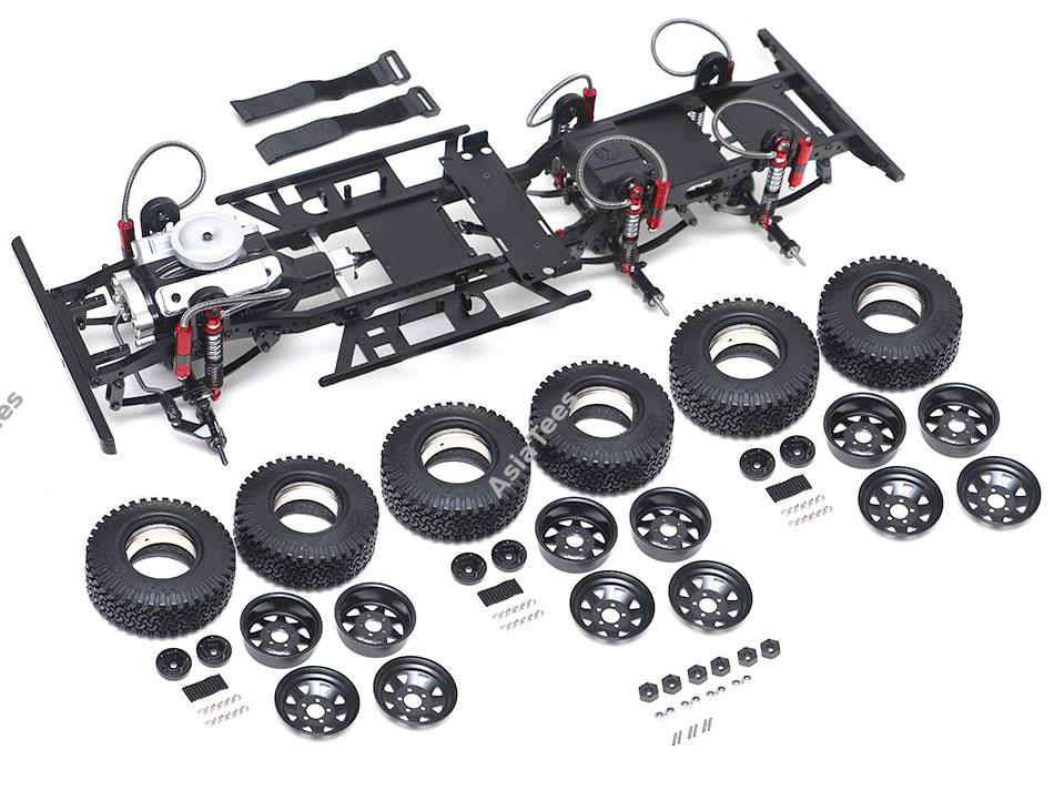 Chassis Boom Racing D90 D110 VS RC4WD Gelande 2 - Page 3 Chassi18