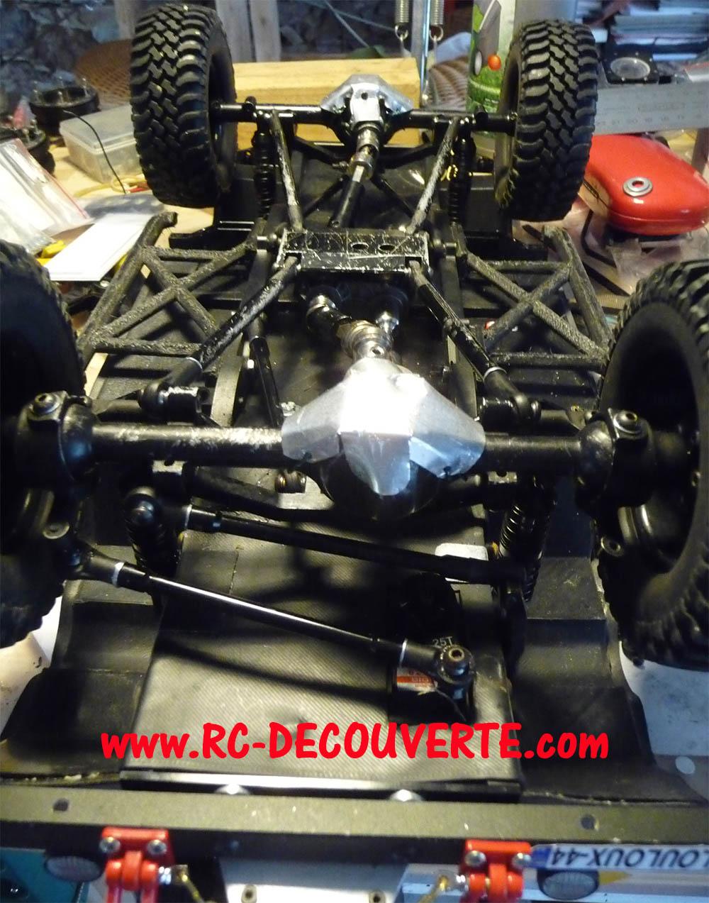 Rc4wd Gelande 2 Land Rover Defender D90 : Présentation et Modification - Page 7 D90-ge14