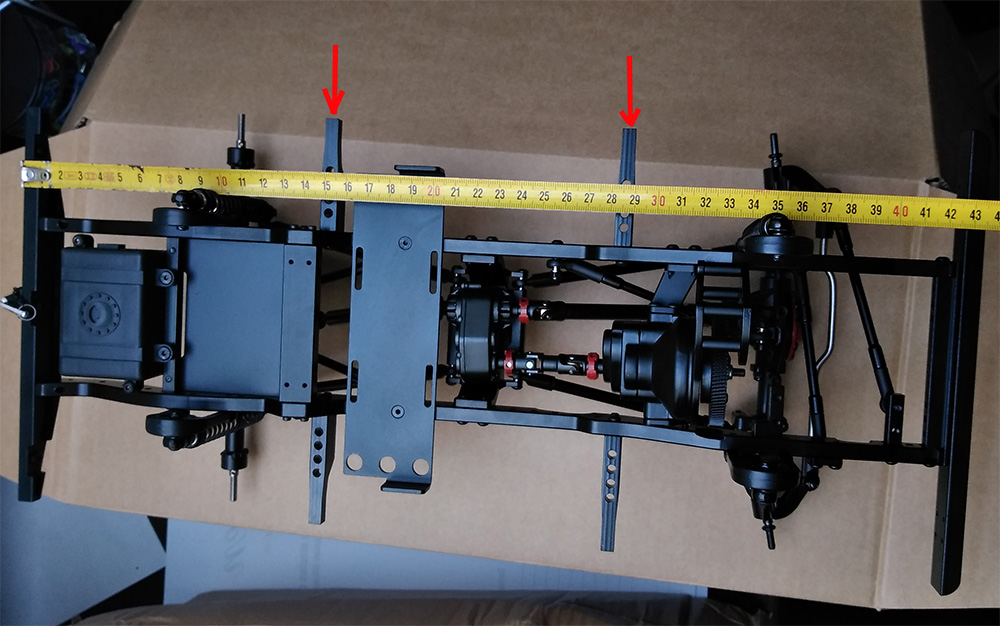 Différents Chassis Defender D90 : Boom Racing, Xtra Speed et Rc4wd Gelande 2 Def90-10
