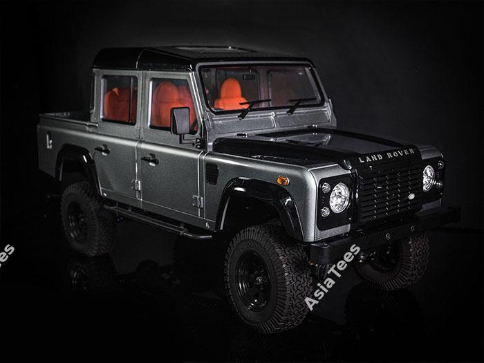 Defender Station Wagon D110 Boom Racing ARTR by Chichi44 - Page 2 Defend10