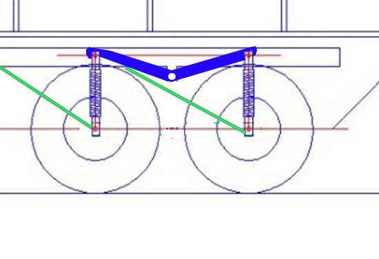 Fabriquer un Balancier pour 6x6 et 8x8 Scale Trial et Crawler fait maison et pas cher Fixati13