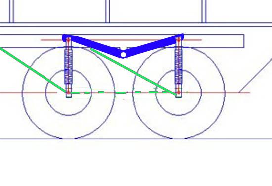 Fabriquer un Balancier pour 6x6 et 8x8 Scale Trial et Crawler fait maison et pas cher Fixati14
