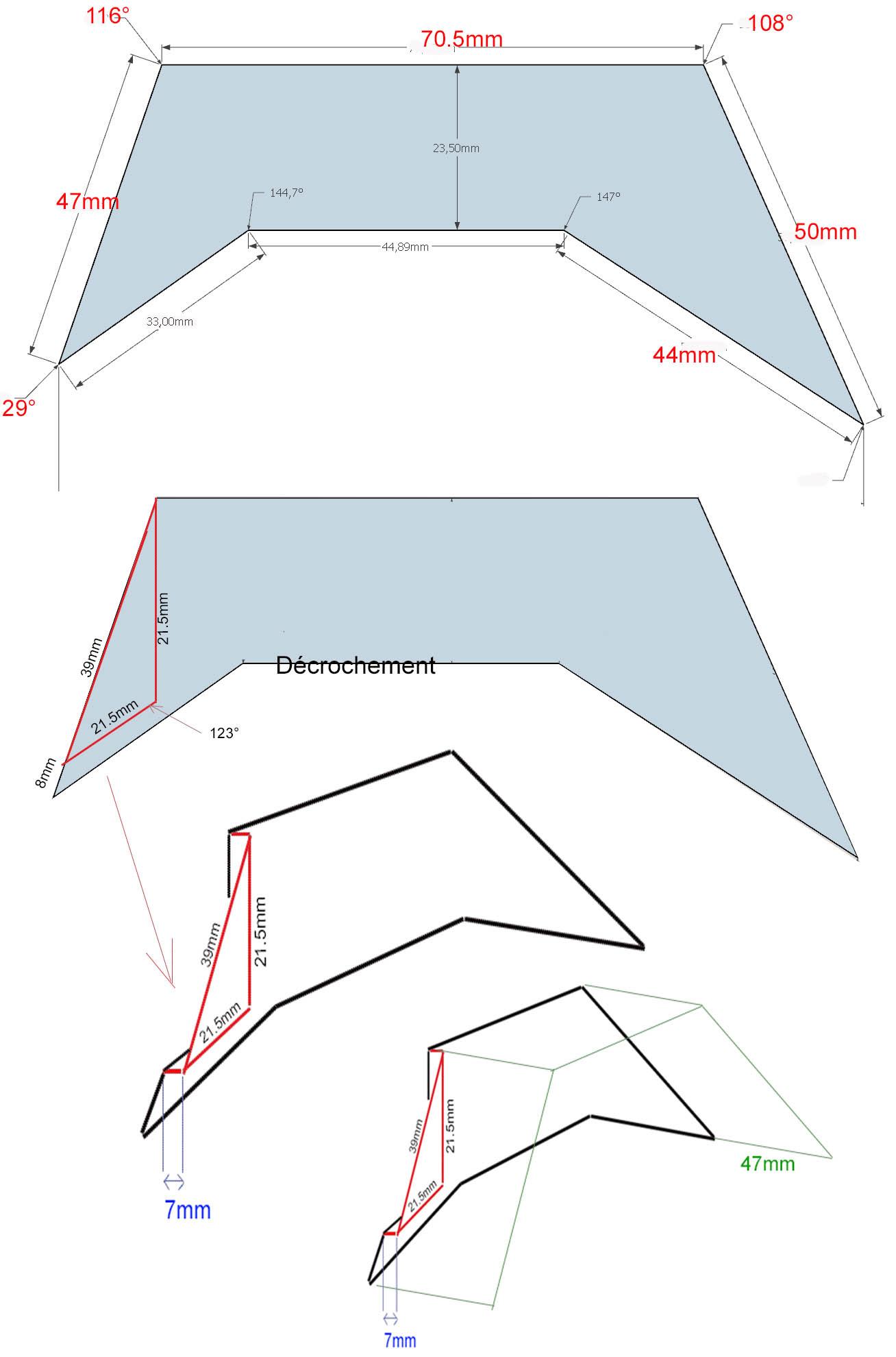 Garde Boue 3D et Passage de Roue 3D pour Scale et Crawler 1/10 - Page 2 Garde-33