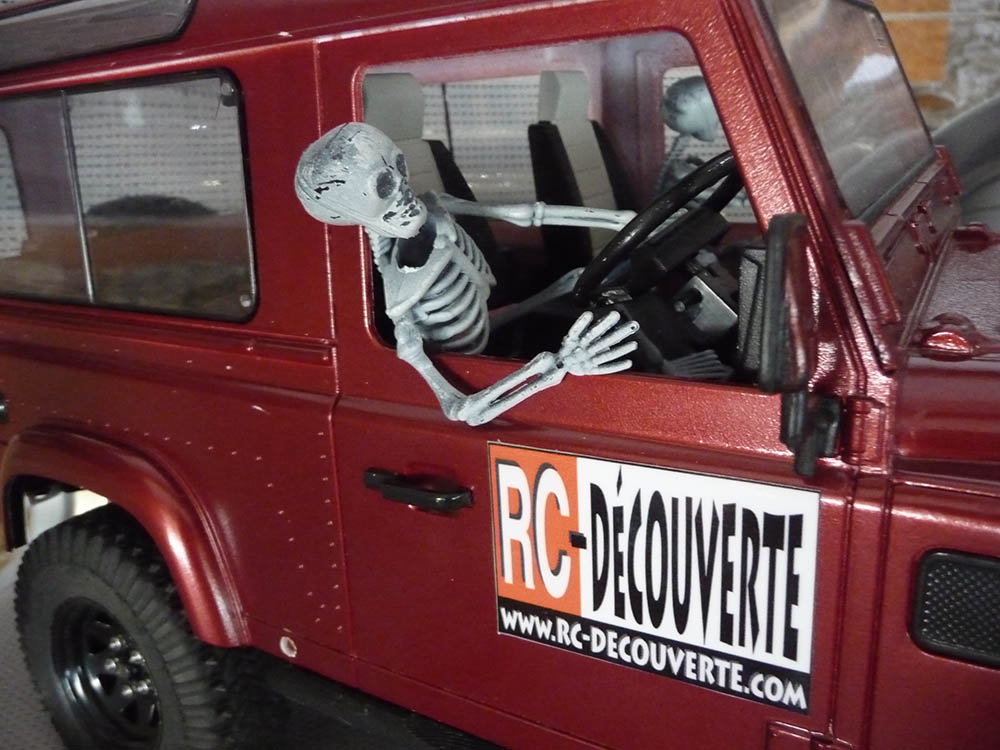 Rc4wd Gelande 2 Land Rover Defender D90 : Présentation et Modification - Page 5 Geland10