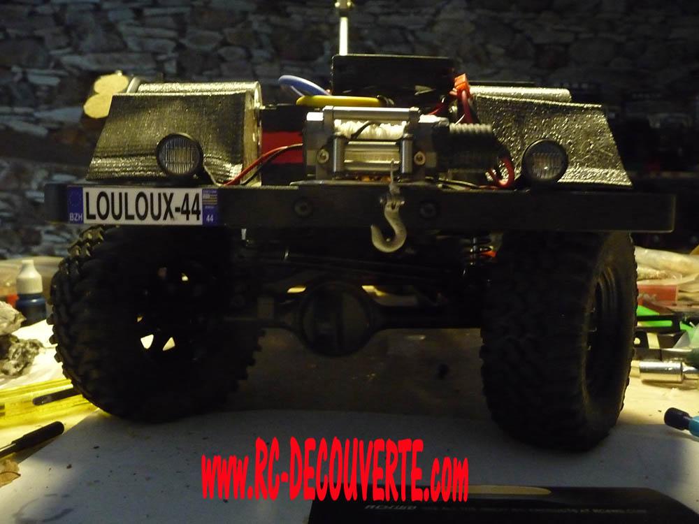 Rc4wd Gelande 2 Land Rover Defender D90 : Présentation et Modification - Page 6 Geland14