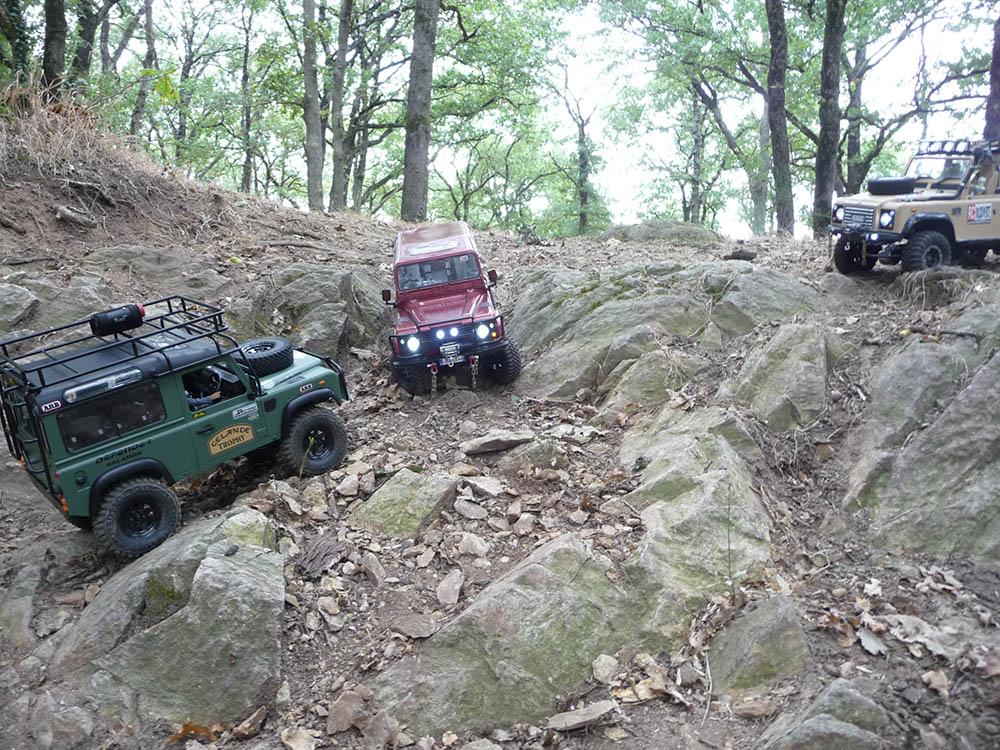Photos de Rc Scale Trial et Crawler 4x4 6x6 8x8 des membres de Rc Decouverte - Page 3 Gorges13