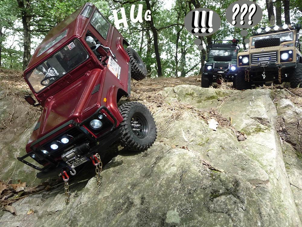 Photos de Rc Scale Trial et Crawler 4x4 6x6 8x8 des membres de Rc Decouverte - Page 3 Gorges14