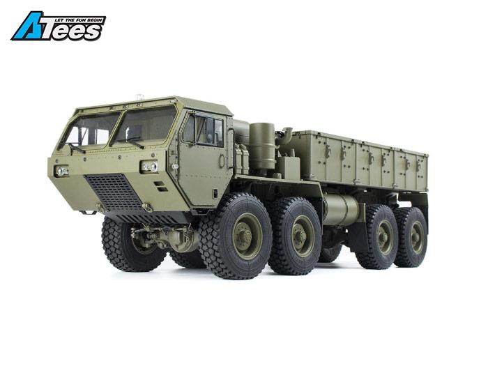 Camion Militaire 8X8 HG P 801 et P802 M977 et M983 1/12 RTR Hg-80110