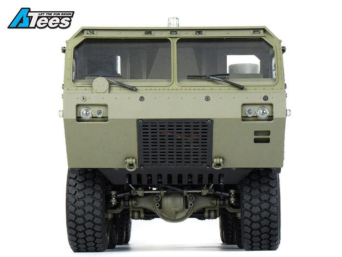 Camion Militaire 8X8 HG P 801 et P802 M977 et M983 1/12 RTR Hg-80115