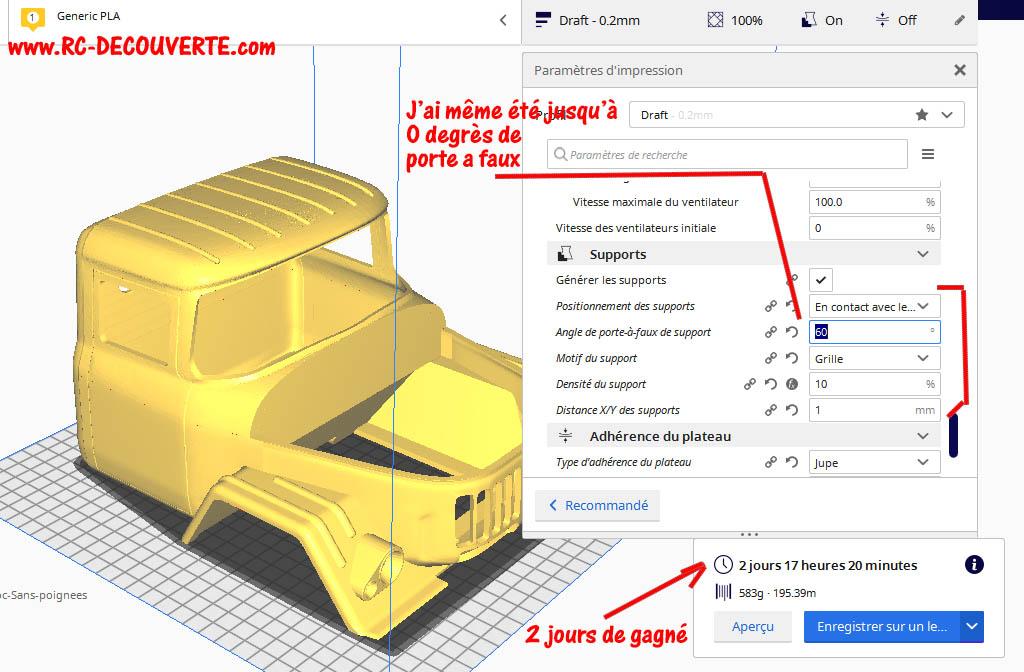 Camion Zil 131 6x6 impression 3D Impres18