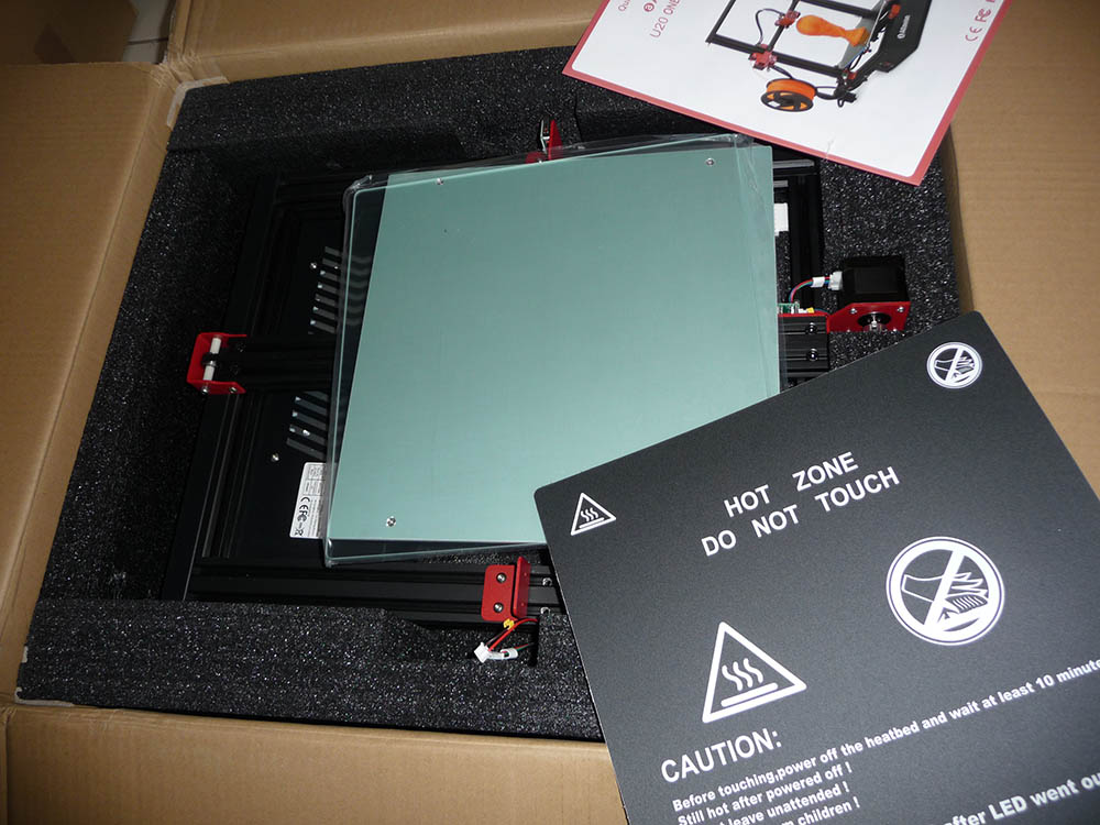 Alfawise U20 One : la nouvelle imprimante 3D de Louloux ! - Page 3 Imprim10