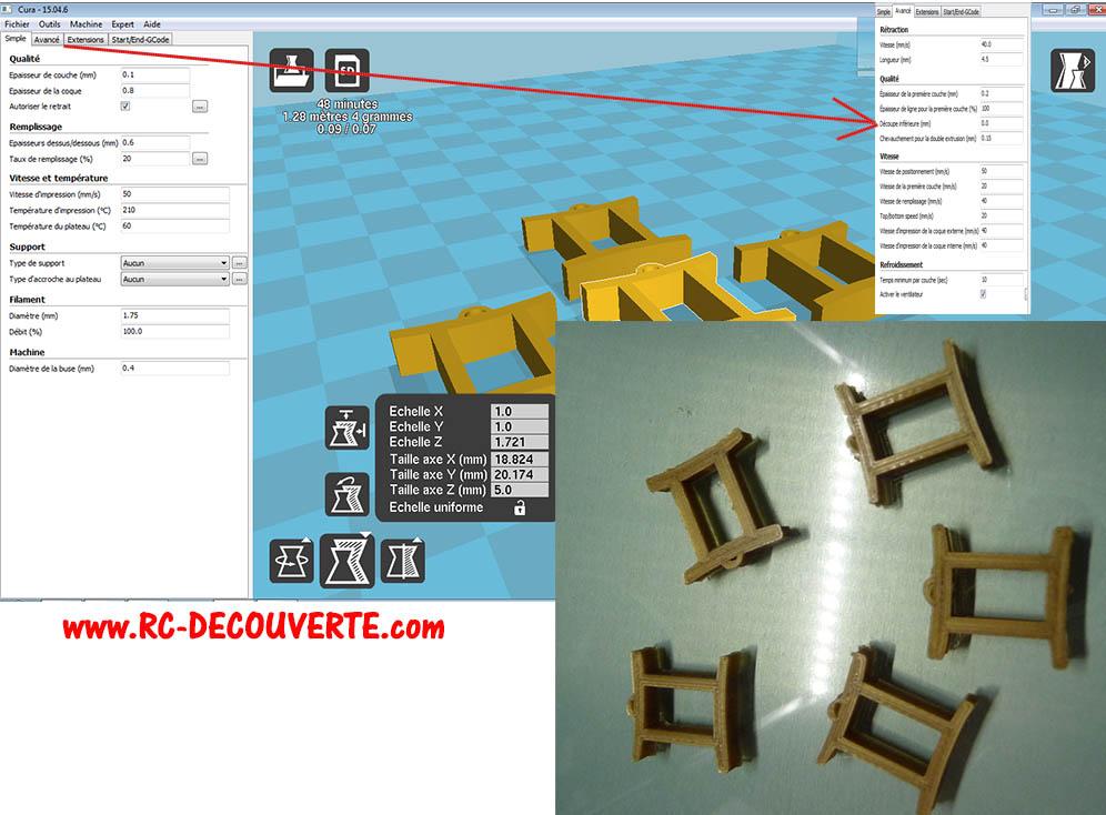 Alfawise U20 One : la nouvelle imprimante 3D de Louloux ! - Page 2 Imprim13