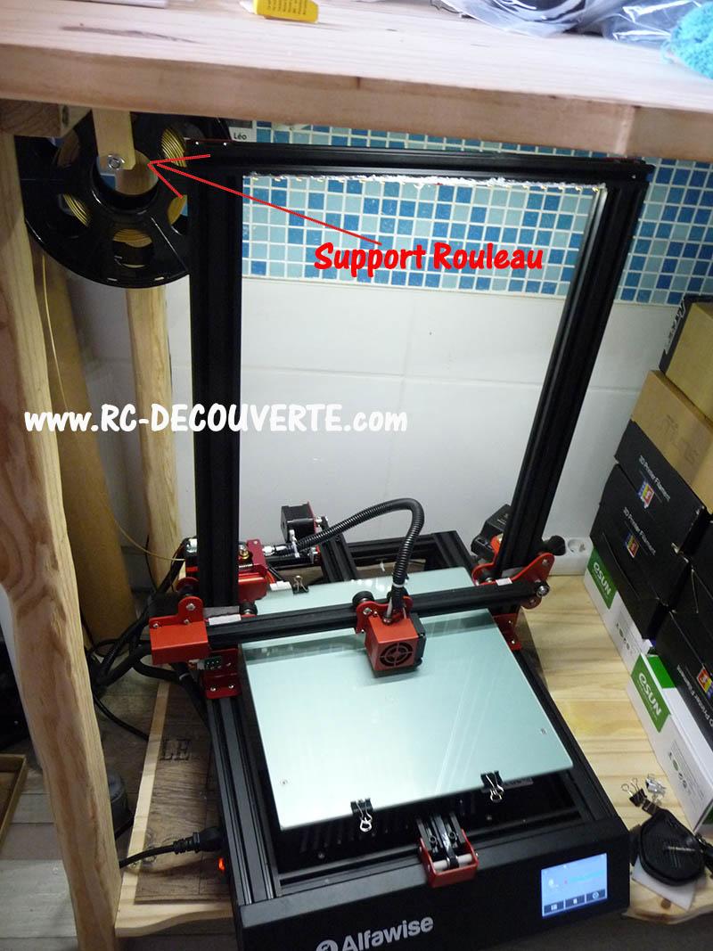 Alfawise U20 One : la nouvelle imprimante 3D de Louloux ! - Page 2 Imprim14