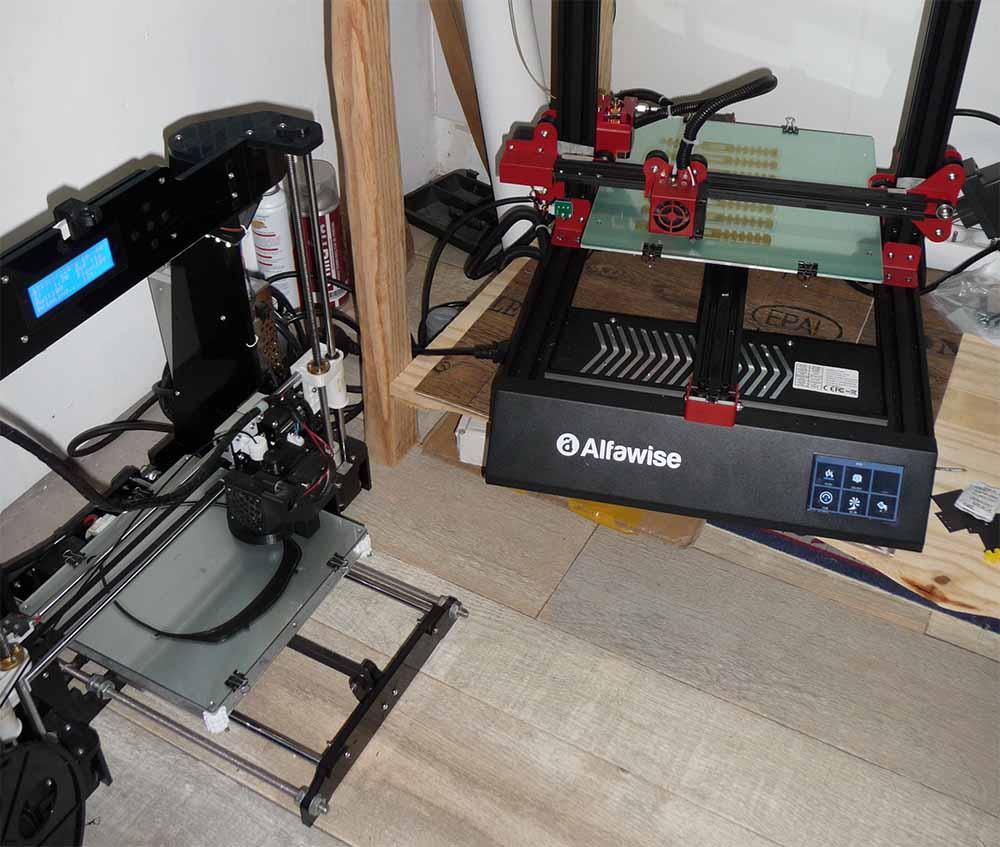 Anet A8 : Installation, Paramétrage et Configuration de mon Imprimante 3D - Page 4 Imprim23