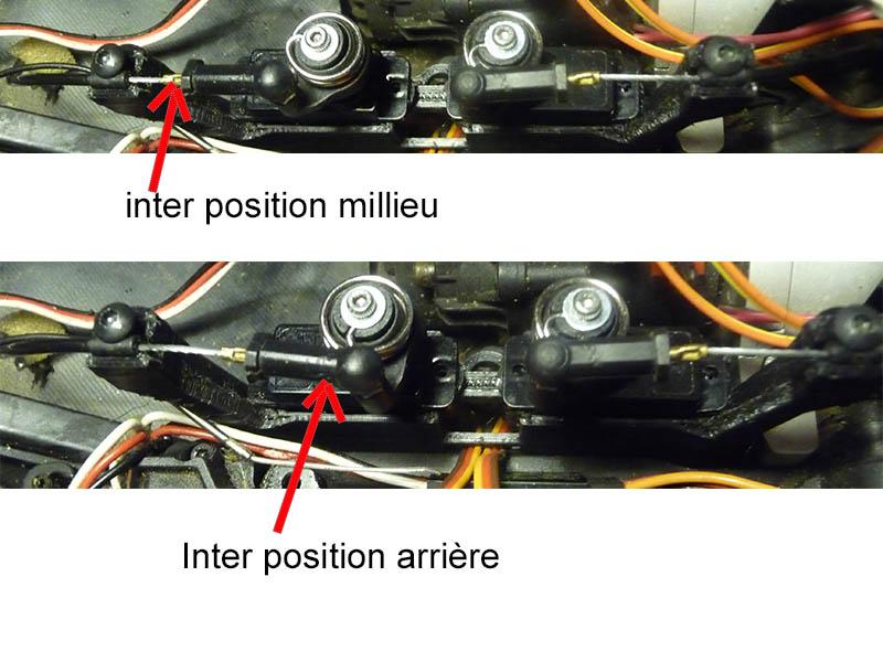 Micro servo en remplacement des 2065 du TRX-4 : différentiel et boite de vitesse - Page 10 Invers10