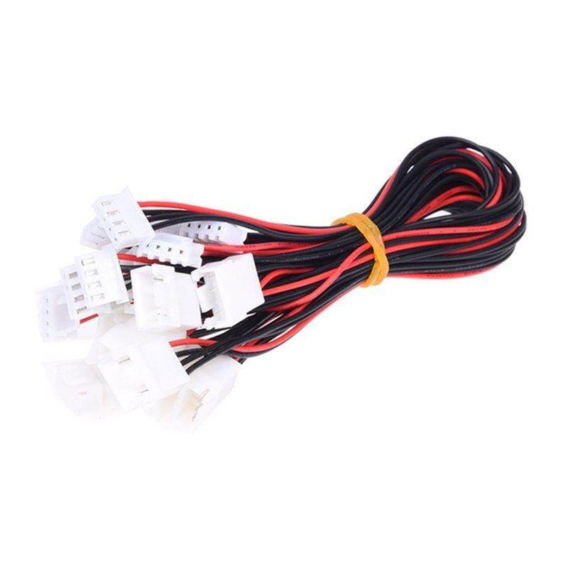 Les différents connecteurs et prises RC Jst-xh10