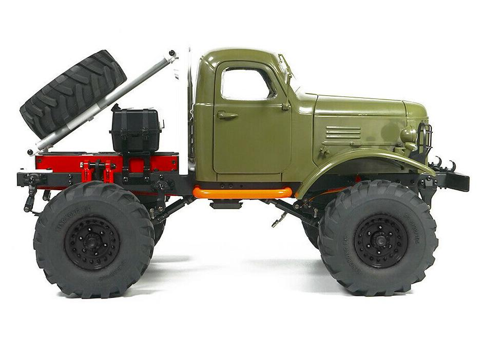 King Kong RC ZIL157 Q157 4X4 Mud Monster 1/12 King-k10