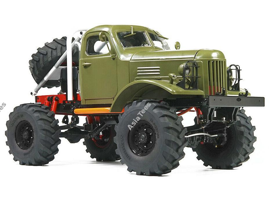 King Kong RC ZIL157 Q157 4X4 Mud Monster 1/12 King-k11