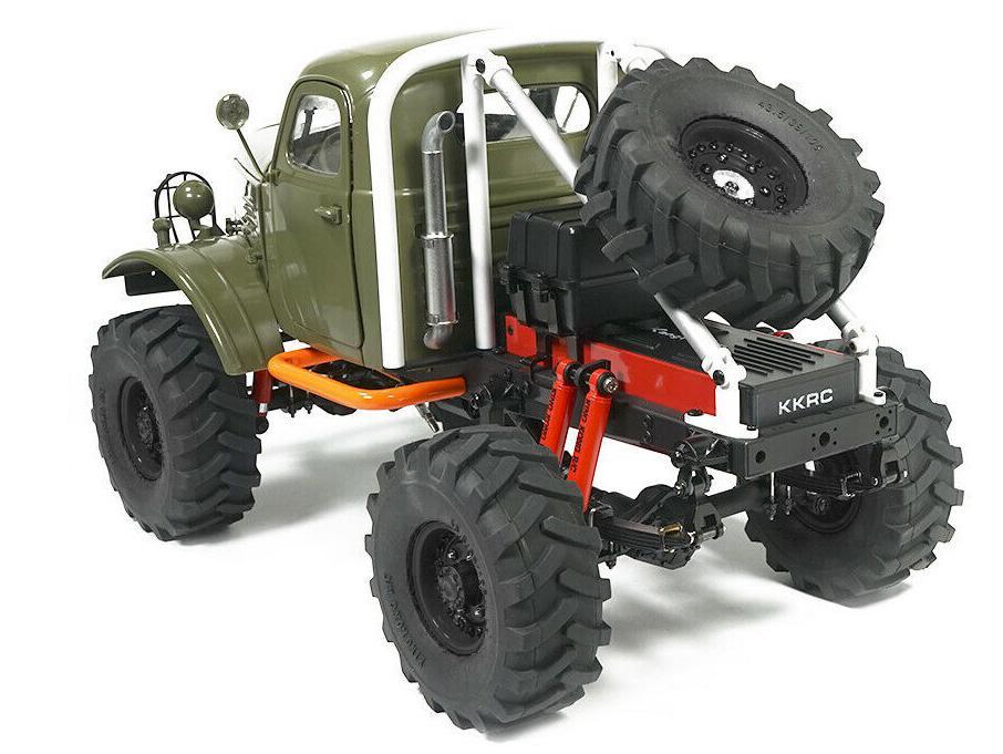 King Kong RC ZIL157 Q157 4X4 Mud Monster 1/12 King-k12