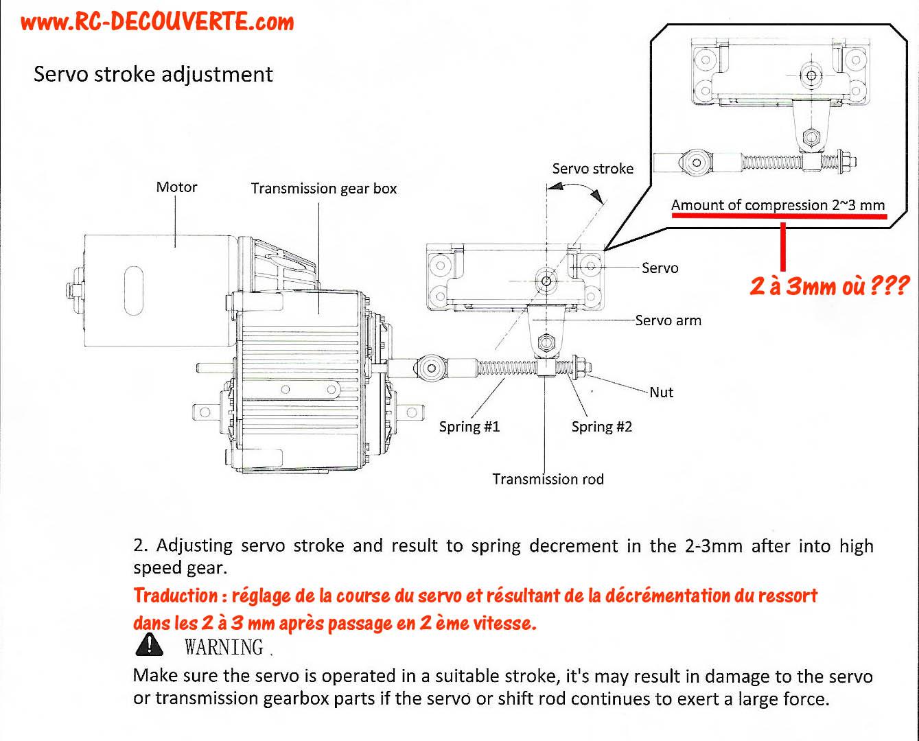 Camion Cross RC UC6 6x6 de Louloux : Montage et Présentation - Page 17 Notice17