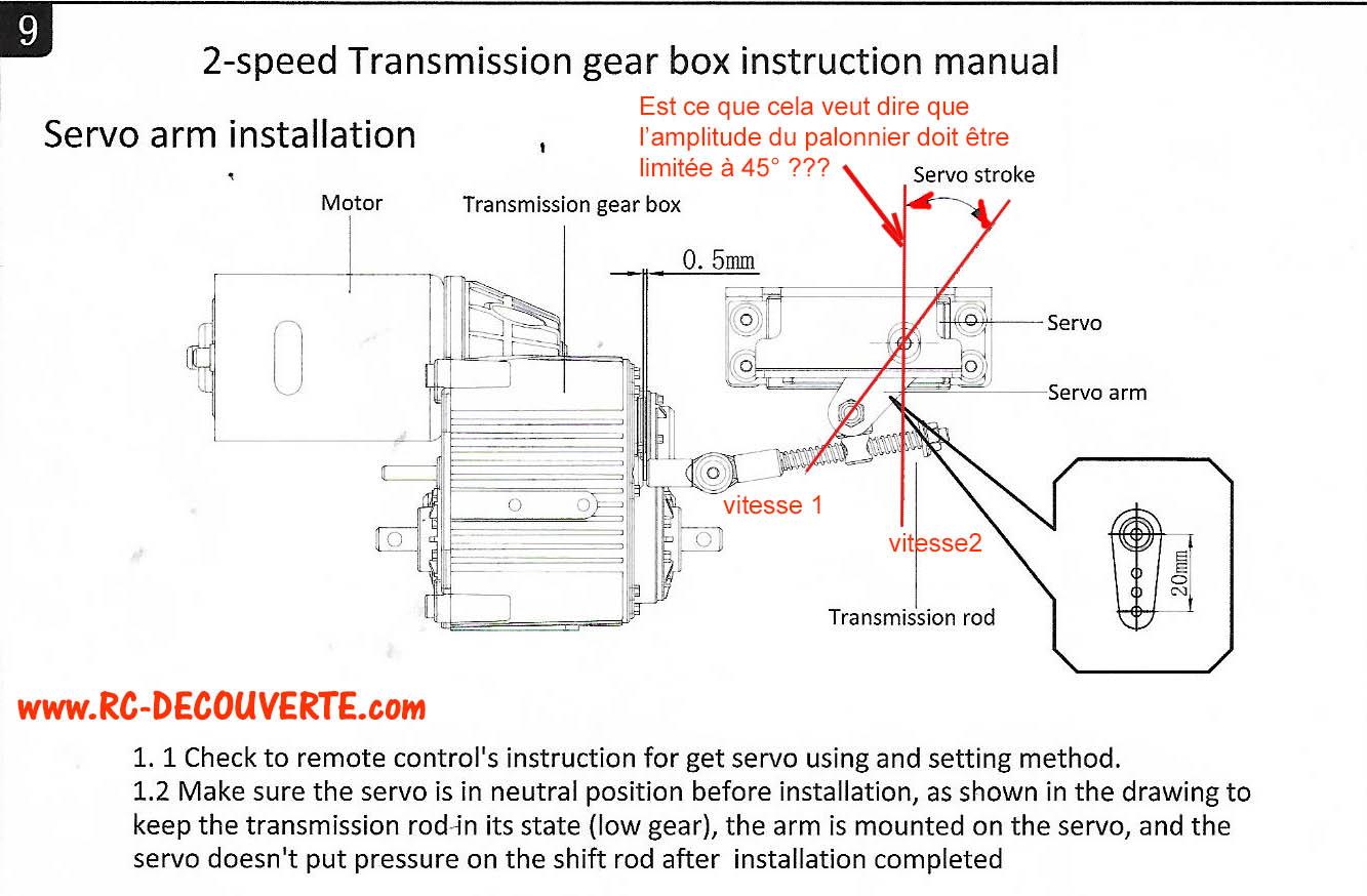 Camion Cross RC UC6 6x6 de Louloux : Montage et Présentation - Page 17 Notice18