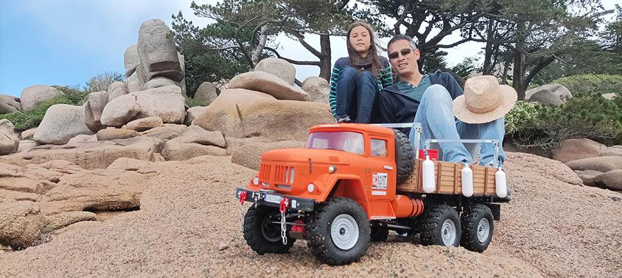 Camion Zil 131 6x6 impression 3D avec balancier totalement fait maison - Page 11 Peros-10