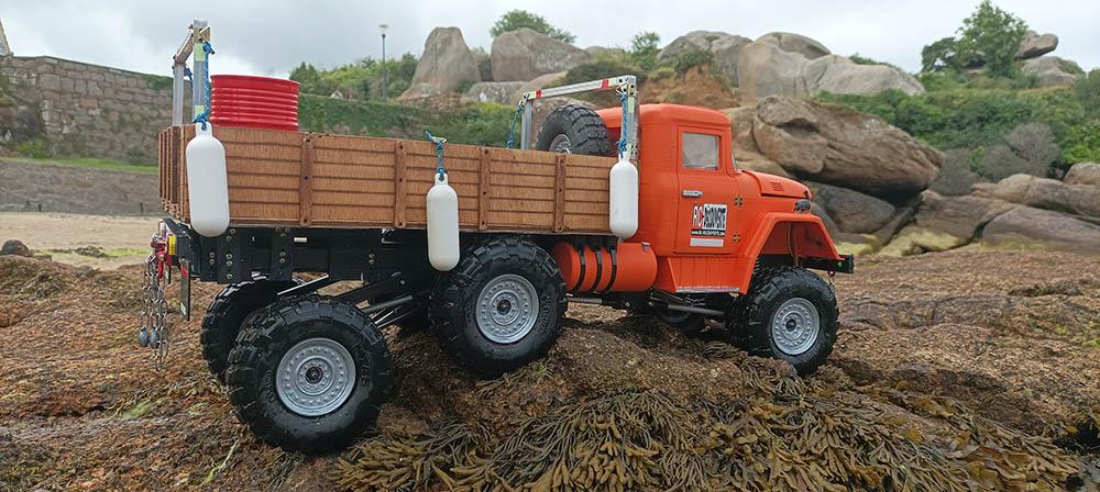 Camion Zil 131 6x6 impression 3D avec balancier totalement fait maison - Page 11 Peros-12