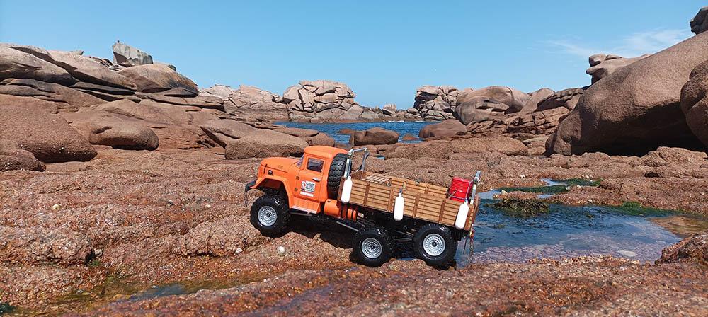 Camion Zil 131 6x6 impression 3D avec balancier totalement fait maison - Page 11 Peros-20