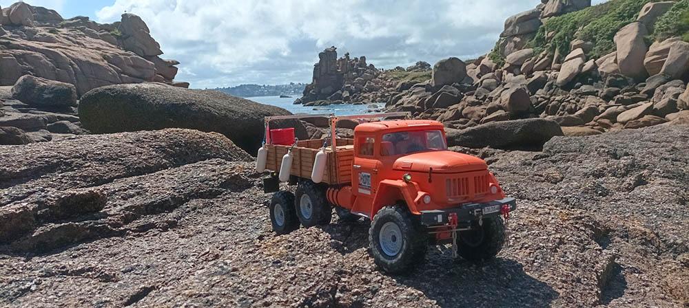 Camion Zil 131 6x6 impression 3D avec balancier totalement fait maison - Page 11 Peros-21