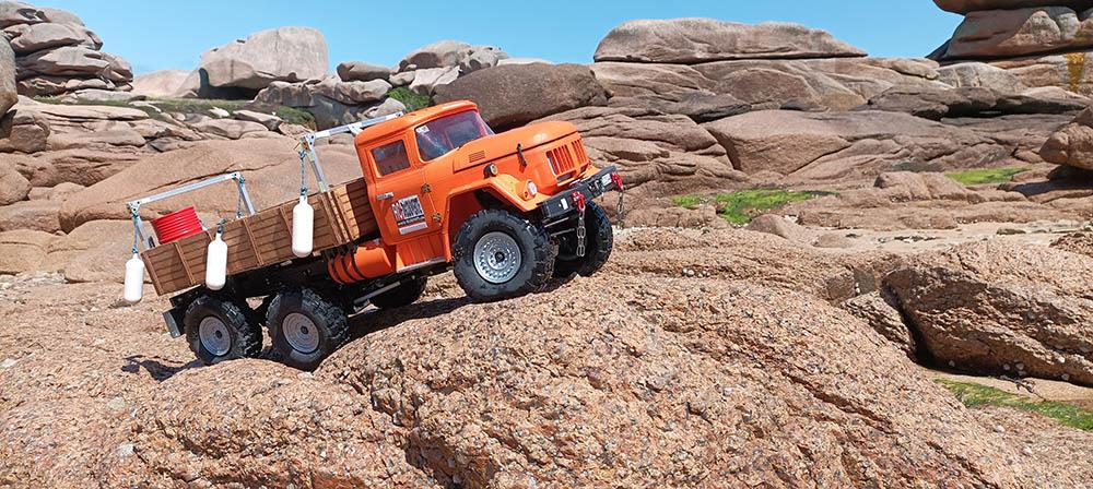 Camion Zil 131 6x6 impression 3D avec balancier totalement fait maison - Page 11 Peros-23